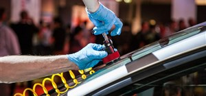 We Offer Glass Repair for Luxury Vehicles