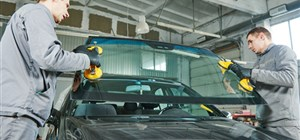 Sandblasted Windshield: What is It and Does It Make a Difference?