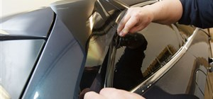 Repair Your Auto Glass Before Tinting the Windows