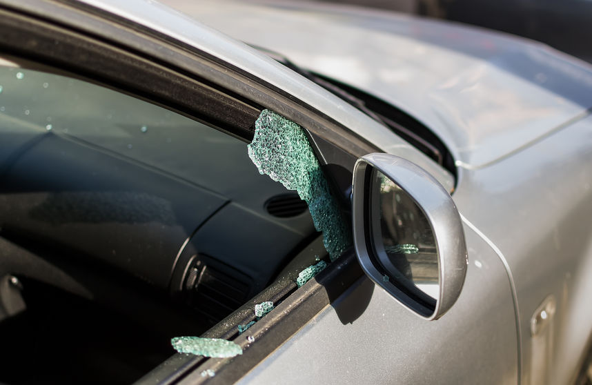 Driving With Side Window Damage? How Your Safety is at Risk