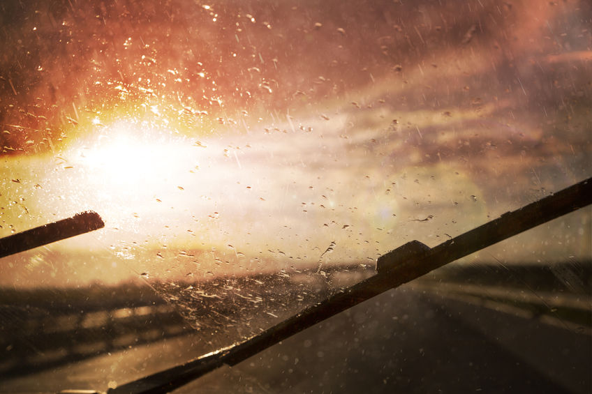 How to Reduce Glare on Your Windshield