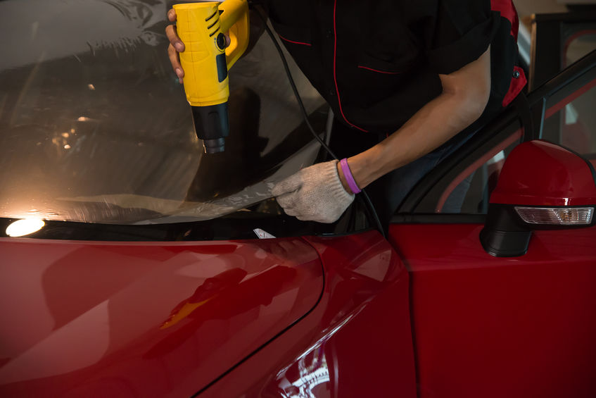 Can You Window Tint a Damaged Windshield?