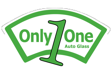 Only 1 Auto Glass Logo