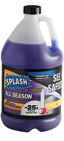 Which Brand Of Windshield Wiper Fluid Is The Best?