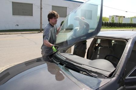 What to Do if Your Windshield is Shattered By a Rock