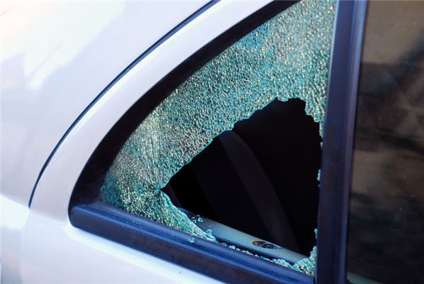 How to Protect a Broken Car Window Until it Can Be Repaired