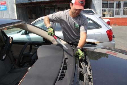 The Different Methods of Windshield Glass Repair