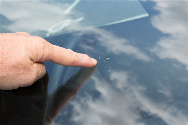 Chips Around Your Windshields Edges? Replace It.
