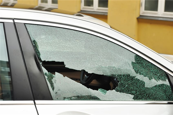 What You Should Do If Your Car Window is Broken