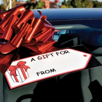We Come To You When You Give The Gift Of A New Windshield