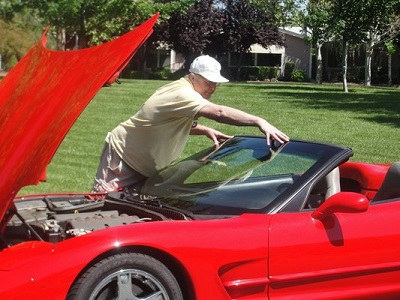 Corvette Windshield Replacement